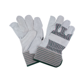 1008E-RC-GY Rigger Leather Gloves